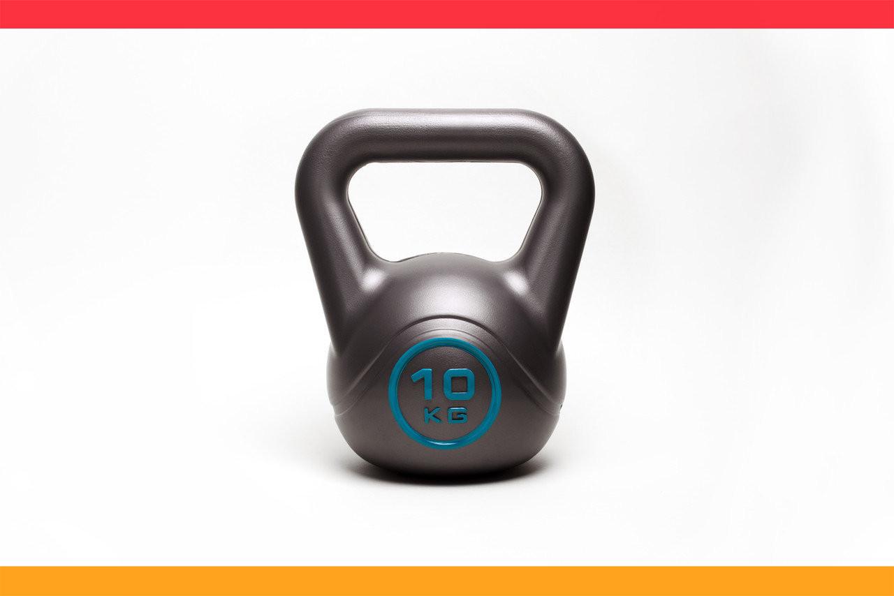 Гиря 10 кг PRO+ для Crossfit SPORT (Кроссфит)