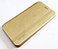 Чохол книжка Momax New для Huawei P20 Pro Золотистий