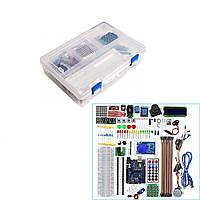 Arduino Uno R3 стартовый набор RFID версия в кейсе (04769)