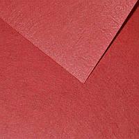Фетр лист амарантовый (0,9мм) 21х30см (56400.006)