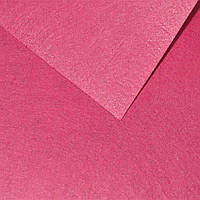 Фетр лист розовый темный (0,9мм) 21х30см (56400.009)