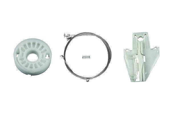 Ремкомплект стеклоподъемник Skoda Fabia MK1 задняя правая дверь (Шкода Фабия 1), фото 2