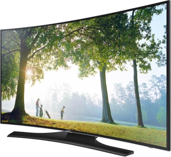 Телевизор Samsung UE48H6800 (600Гц, Full HD, Smart, Wi-Fi, 3D, ДУ Touch Control)