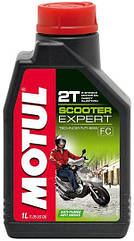 Моторне масло MOTUL SCOOTER EXPERT 2T (1L)