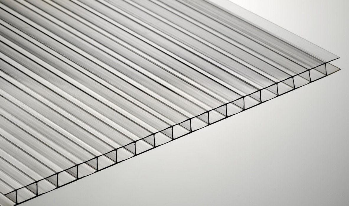 Сотовый поликарбонат SOTON Еcо  (СОТОН ЭКО) 6мм за лист (6х2,1м2)