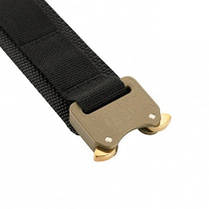 M-Tac ремень Cobra Buckle Tactical Belt Black, фото 2