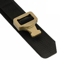 M-Tac ремень Cobra Buckle Tactical Belt Black, фото 3