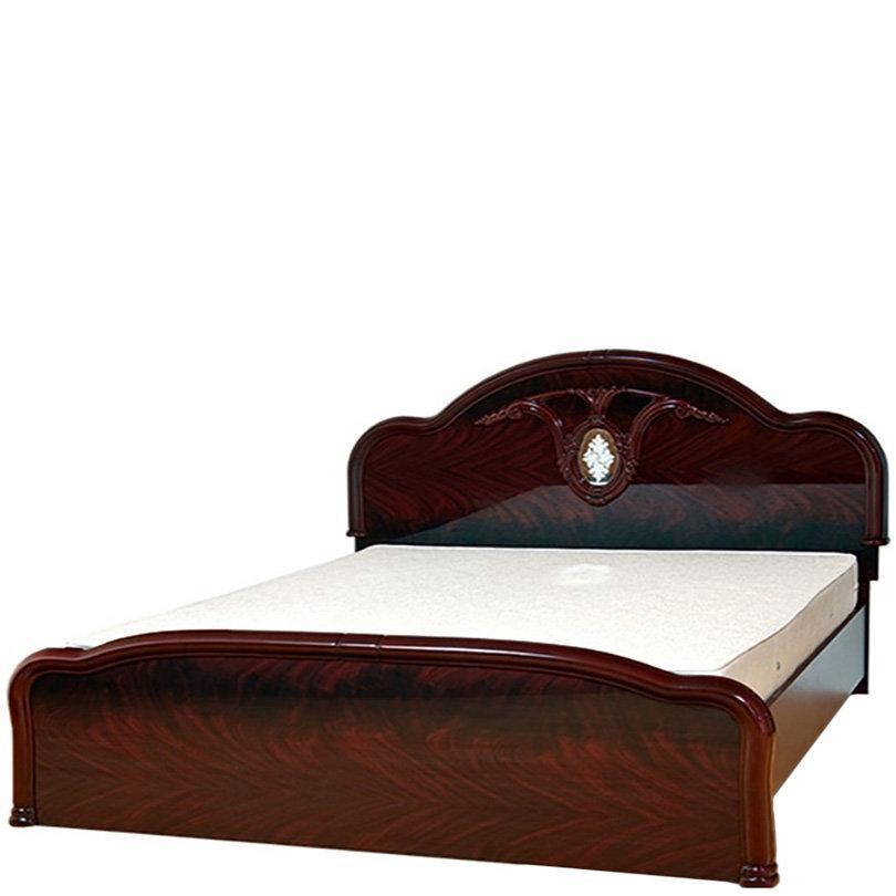 Кровать двуспальная 1.6 Лаура Світ Меблів