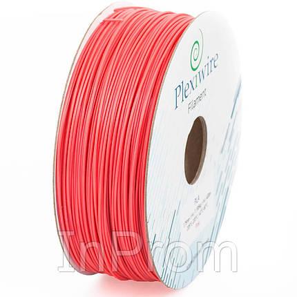 PLA пластик для 3D принтера 1.75мм розовый (300м / 0.9кг), фото 2