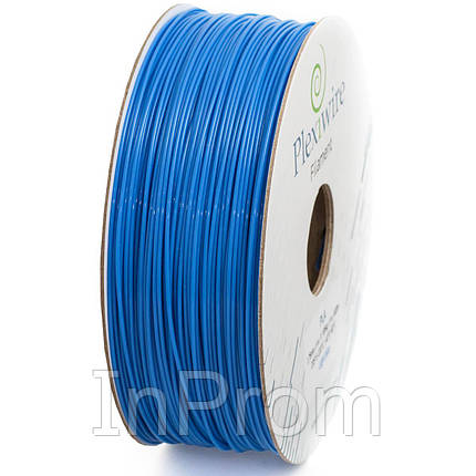 PLA пластик для 3D принтера 1.75мм голубой (300м / 0.9кг), фото 2
