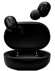 Беспроводные наушники Xiaomi Mi True Wireless Earbuds Basic Черный (TWEJ04LS), фото 3