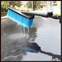 Щетка для автомобиля с насадкой для шланга Auto Water Brush
