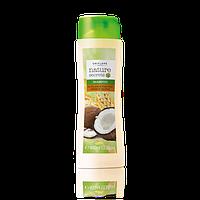 Шампунь для сухих и поврежденных волос «Пшеница и кокос» большой объем, 400мл
