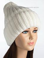 Белая шапка-колпак Габби