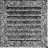 Решетка FRESH черно-серебряная 17*17