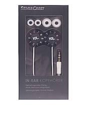 Навушники-вкладиші SILVERCREST® SKM 10 A1