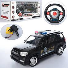 Машина на радиоуправлении  Полиция (черная)