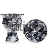 Чаша Goliath Bowl Simple, Black Marble, фото 1