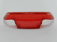 Стекло стопа Honda Dio AF-27 (красное)