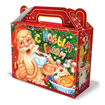 коробки для новогодних сладостей фото