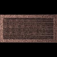 Решетка медная 22*45 (крашеная) жалюзи, фото 1