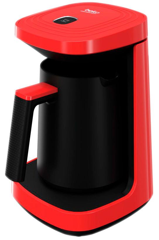 Кофеварка Beko ТКМ 2940 K 0.26 л Красный / Черный