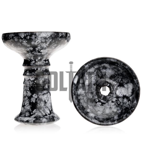 Чаша Goliath Bowl Harmonic-2, Black Marble