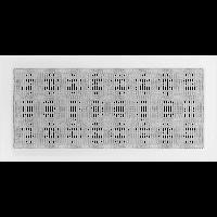 Решетка белая 22*45 (крашеная), фото 1