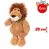 Мягкая игрушка Лев 29 см Sweety | Свити Львенок, 41801SK, sigikid