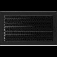 Решетка черная 22*37 (крашеная) жалюзи, фото 1