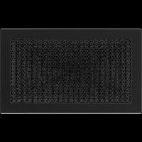 Решетка черная 22*37 (крашеная), фото 1