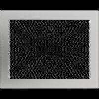 Решетка шлифованная сталь 22*30, фото 1