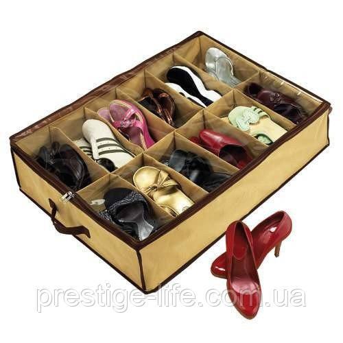 Органайзер для обуви Shoes Under 12 пар
