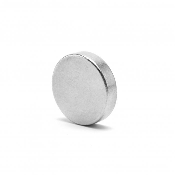 Неодимовый магнит 10 * 2 мм