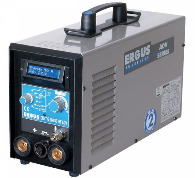ERGUS DIGITIG 170/50 HF ADV G-P