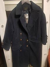 Распродажа! ХS Фирменное черное пальто Cache Cache размер ХS, фото 3