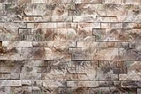 """Плитка Гипсовая """"DUNAY SLATESTONE""""AGAT RED/KLVIV DEKOR (0.84 м.кв), фото 1"""