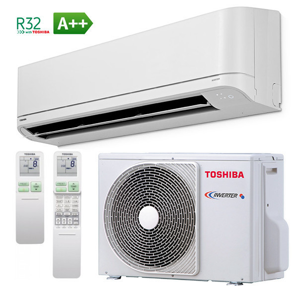 Инверторный кондиционер Toshiba RAS-B16J2KVRG-E/RAS-16J2AVRG-E Shorai Premium
