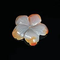 Фигурка цветок из агата, 496ФГА, фото 1