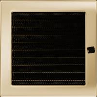 Решетка позолоченная 22*22 жалюзи, фото 1