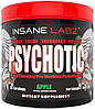 Insane Labz Psychotic 216 g 35 serv (Яблуко)