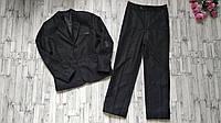 Школьный костюм пиджак и брюки на мальчика