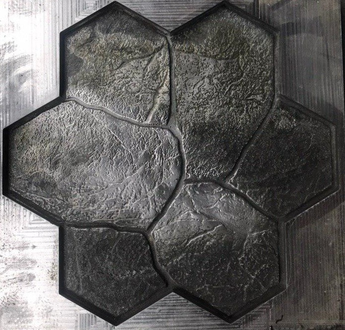 Полиуретановая штамп для бетона и штукатурки купить готовый цементный раствор цена москва