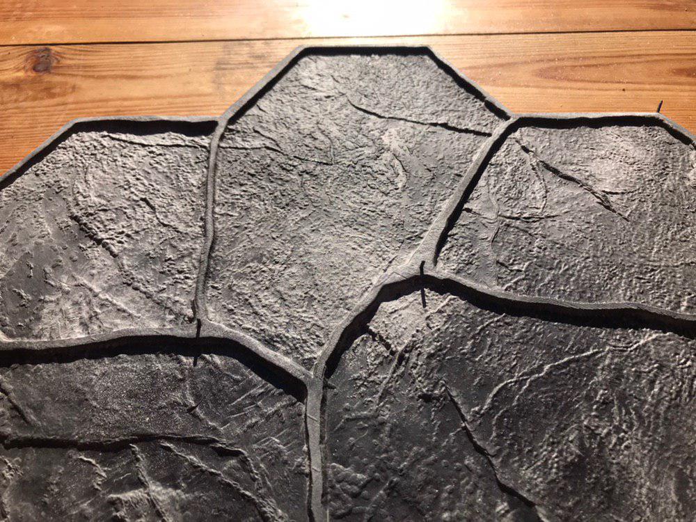 Штампы для бетона под дерево купить средство для удаления бетона ким дуб купить