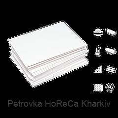 302 Бумага белая силиконизированная, целюлозная (320*320мм, 1000шт/уп)