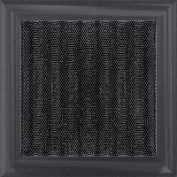 Решетка Oskar графитовая 22*22 (крашеная), фото 1