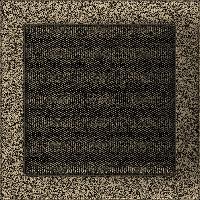 Решетка черно-золотая 22*22 (крашеная), фото 1