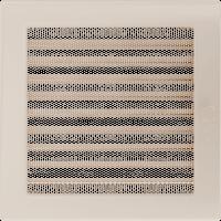 Решетка кремовая 22*22 (крашеная) жалюзи, фото 1
