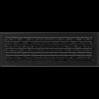 Решетка Oskar черная 17*49 (крашеная) жалюзи, фото 1
