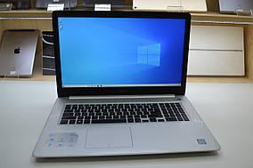 Новый Ноутбук Dell inspiron 17 5770Intel i3-6006U 2.0GHz 8GB DDR4 1TB HDD Win10 Оригинал!